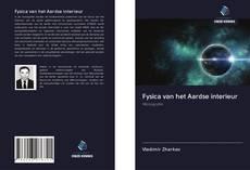 Capa do livro de Fysica van het Aardse interieur