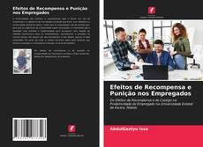Efeitos de Recompensa e Punição nos Empregados kitap kapağı