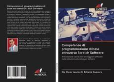 Couverture de Competenze di programmazione di base attraverso Scratch Software