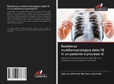 Copertina di Resistenza multifarmacologica della TB in un paziente e processo di