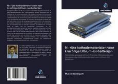 Bookcover of Ni-rijke kathodematerialen voor krachtige Lithium-ionbatterijen