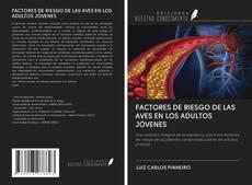 Capa do livro de FACTORES DE RIESGO DE LAS AVES EN LOS ADULTOS JÓVENES