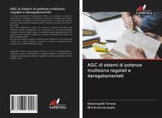 Copertina di AGC di sistemi di potenza multizona regolati e deregolamentati