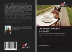 Copertina di La comunità Amish e i mennoniti