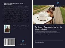 Borítókép a  De Amish Gemeenschap en de Mennonieten - hoz