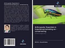 Portada del libro de Arthropoda: Essentials in Insectenverzameling en -conservering