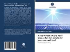 Capa do livro de Blaue Wirtschaft: Die neue Grenze für den Schutz der Meeresumwelt und
