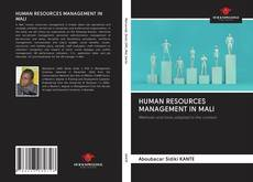 Capa do livro de HUMAN RESOURCES MANAGEMENT IN MALI