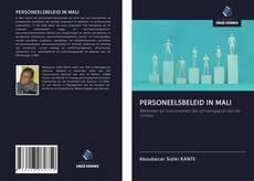 Обложка PERSONEELSBELEID IN MALI