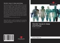 Portada del libro de Gender issues in deep psychology