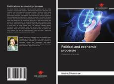 Capa do livro de Political and economic processes