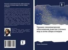 Обложка Технико-экономическое обоснование очистки сточных вод в сетях сбора отходов