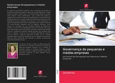 Copertina di Governança de pequenas e médias empresas