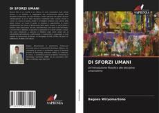 Couverture de DI SFORZI UMANI