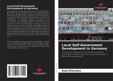 Buchcover von Local Self-Government Development in Germany