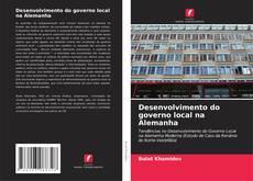 Desenvolvimento do governo local na Alemanha的封面