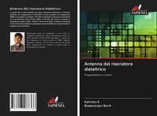 Antenna del risonatore dielettrico kitap kapağı