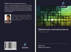 Diëlektrische resonatorantenne kitap kapağı