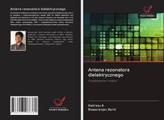 Antena rezonatora dielektrycznego kitap kapağı