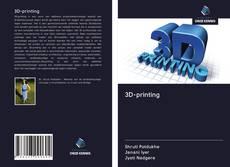 Copertina di 3D-printing
