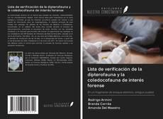 Portada del libro de Lista de verificación de la dipterofauna y la coledocofauna de interés forense