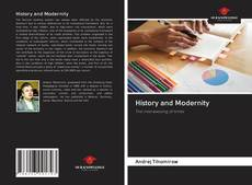 Bookcover of History and Modernity