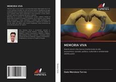 Bookcover of MEMORIA VIVA