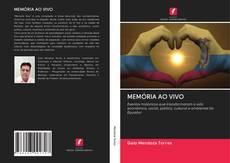 MEMÓRIA AO VIVO的封面
