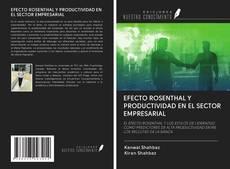 Portada del libro de EFECTO ROSENTHAL Y PRODUCTIVIDAD EN EL SECTOR EMPRESARIAL