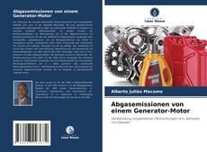 Обложка Abgasemissionen von einem Generator-Motor