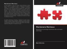 Buchcover von Mantenere Marivaux