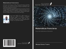 Bookcover of Matemáticas financieras