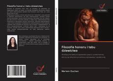 Copertina di Filozofia honoru i tabu dziewictwa