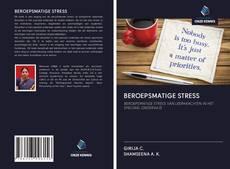 Copertina di BEROEPSMATIGE STRESS