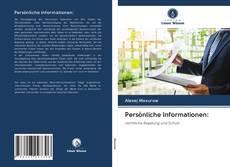Persönliche Informationen:的封面