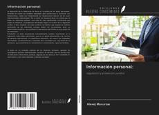 Bookcover of Información personal: