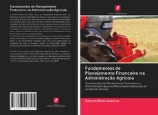Capa do livro de Fundamentos de Planejamento Financeiro na Administração Agrícola