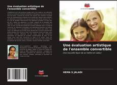 Bookcover of Une évaluation artistique de l'ensemble convertible