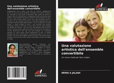 Bookcover of Una valutazione artistica dell'ensemble convertibile