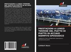 Bookcover of PRESTAZIONI A LUNGO TERMINE DEL PIATTO DI PIATTO IN ACCIAIO RIEMPITO EPOSSIDICO