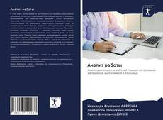 Bookcover of Анализ работы