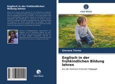 Buchcover von Englisch in der frühkindlichen Bildung lehren