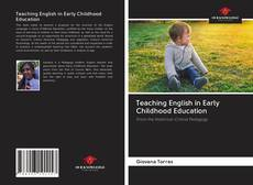 Bookcover of Teaching English in Early Childhood Education