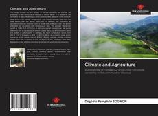 Bookcover of Climate and Agriculture