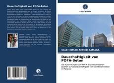 Bookcover of Dauerhaftigkeit von POFA-Beton