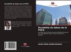 Portada del libro de Durabilité du béton de la POFA
