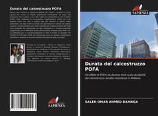 Bookcover of Durata del calcestruzzo POFA