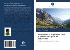 Bookcover of Landschaft in englischer und rumänischer Sprache Weltbilder