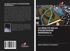 Обложка LA REALTÀ DELLA POSSESSIONE DEMONIACA