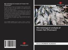 Bookcover of Microbiological analysis of frozen fish (Thomson)